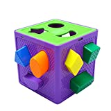 #6: HAPPYKIDS Basics Baby's First Blocks (colors may vary)