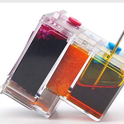 CMYK Tintenpatronenstecker Adapter HP1111 1112 2131 2132 Für HP HP803 -