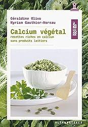 Calcium végétal : Recettes riches en calcium sans produits laitiers