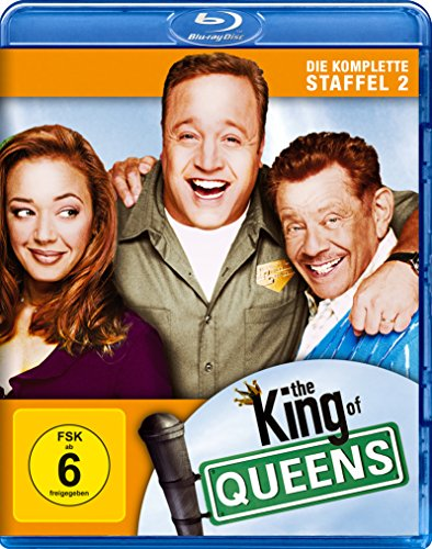 The King of Queens - Die komplette Staffel 2 [Blu-ray]