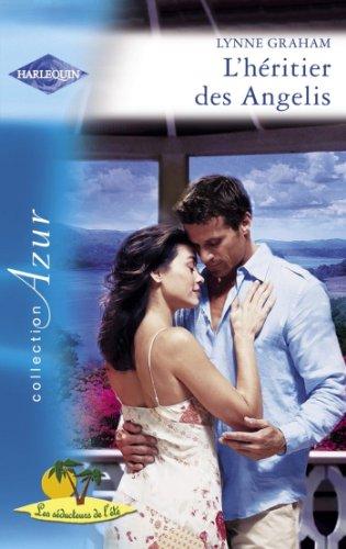 L'héritier des Angelis (Harlequin Azur) (French Edition)