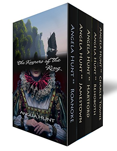 The Keepers of the Ring Series: Roanoke, Jamestown, Hartford, Rehoboth, and Charles Towne (English Edition)