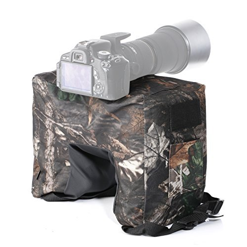 Movo-Photo-THB-Camouflage-Camera-Lens-Bean-Bag-with-Integrated-GimbalBall-Head-Attachment