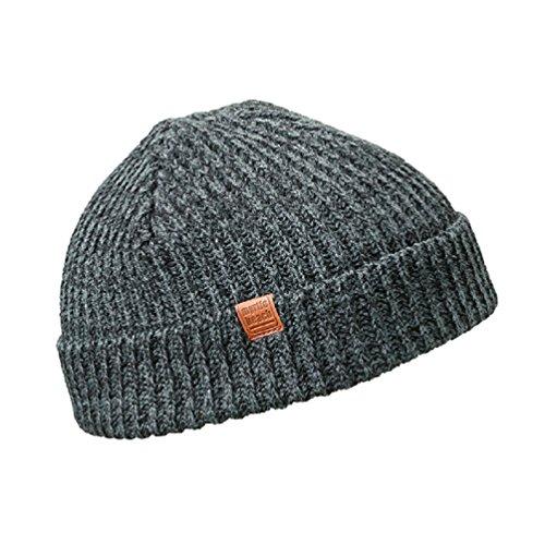 MB Fischkutter Beanie Urban Beanie Hat in 4 warmen Farben (Schwarz)