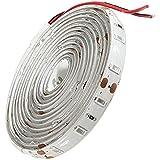 120-5630 SMD LED Strip - TOOGOO(R)2M Ruban LED etanche 120-5630 SMD Bande Strip Guirlande Lumineux Decoration Voiture/Velo DC 12V (Vert)