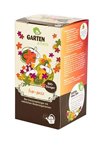 Bio Dünger universal - Tee für - Pflanze Tee