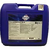 FUCHS Motoröl TITAN 5W-30 5W30 SUPERSYN D1 dexos1 - Gen 2 OPEL FORD 20L 20 Liter