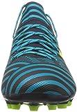 adidas Herren Nemeziz 17.3 AG Fußballschuhe, Mehrfarbig (Legend Ink/Solar Yellow/Energy Blue), 45 1/3 EU - 4