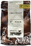Callebaut 70,4% gocce di Cioccolato Fondente (callets) 2.5kg