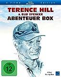 Terence Hill & Bud Spencer - Abenteuer Box - Blu-ray Special Edition (Freibeuter der Meere, Marschier oder stirb, Zwei Fäuste für Miami, Renegade)