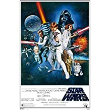 Grupo Erik Editores Star Wars La Guerra De Las Galaxias - Poster, 61 x 91.5 cm