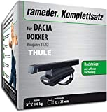 Rameder Komplettsatz, Dachträger SquareBar für Dacia DOKKER (116020-10868-37)
