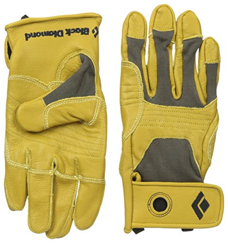 Black Diamond Transition Gloves, Unisex, TRANSITION, natural, L