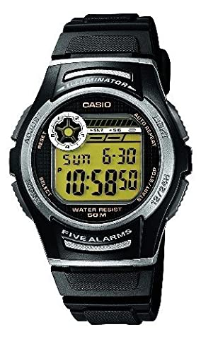 Casio Collection Montre Homme W-213-9AVES