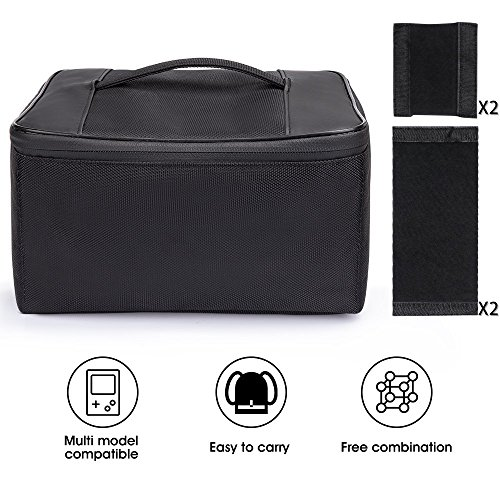 Protective Portable Storage Travel Carry Case