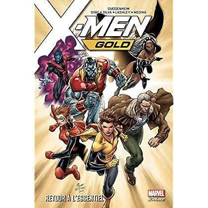 X-Men Gold T01: Retour à l'essentiel