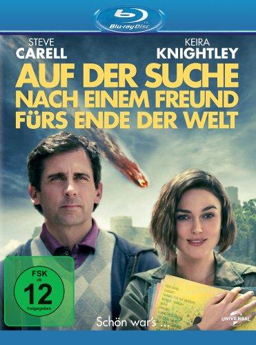 Bild von Auf der Suche nach einem Freund fürs Ende der Welt [Blu-ray]