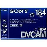 Sony DVCAM Tape 184 MIN PDV184N3 -