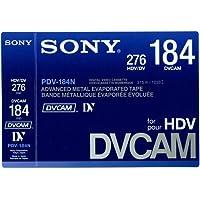 Sony DVCAM TAPE 184 MIN PDV184N3