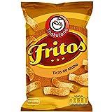 Matutano Fried patatine di mais con Sal imballaggio 130 g senza glutine
