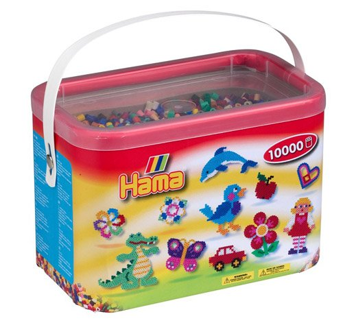 hama-beads-10000-beads-in-a-bucket