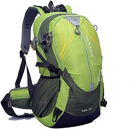 Hongrun 40L l Travel Escursionismo Pack Outdoor Outdoor Outdoor Staffa Doppia Spalla Pack Walking Escursionismo Zaino Bike Le Forniture di Attrezzature   Sconto    Garanzia di qualità e quantità    acquisto speciale    Sconto    marche    Prodotti di alta qualità  3f9c5d