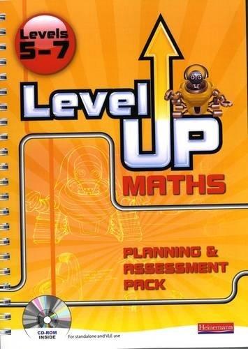 Level Up Maths: Teacher Planning and Assessment Pack (Level 5-7) (2008-12-15)