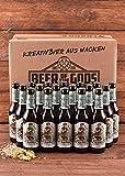18 x ULLR Julbock Craft Beer 0,33l Winterbock - Wacken Brauerei - Craft-Beer Paket - Beer of the Gods - Bockbier - Starkbier Nur kurze Zeit!