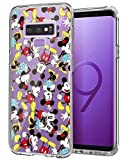 Disney Collection Coque Transparente Transparente pour téléphone Samsung Galaxy...