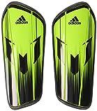 adidas Herren Schienbeinschoner Messi 10 Pro, Neon Grün/Schwarz, S, AH7784