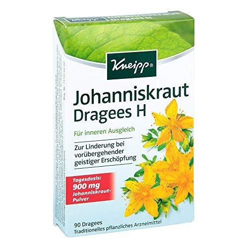Kneipp Johanniskraut Dragees H 90 stk
