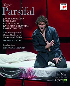 Wagner: Parsifal (Gatti) [Blu-ray] from Sony Classics