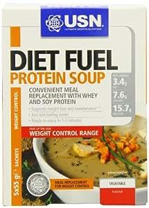 USN Diet Fuel Soup, Vegetable