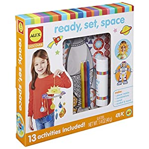 Alex-220040 Kit Creativo Preparados, Multicolor (Juratoys 220040)