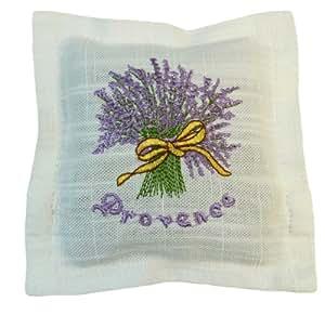 Lavender Aroma (Linen) Pillow Bag