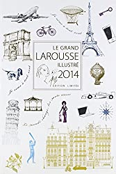 Grand Larousse illustré 2014 coffret Noel