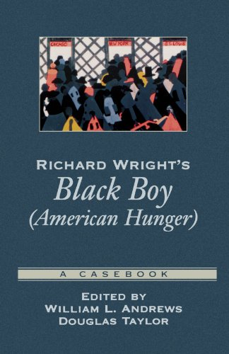 a review of richard wrights black boy Themes in the novel black boy - book review of richard wright's black boy  racism in black boy, black caesar and malcolm x - racism in black boy.