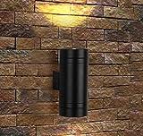 Hycy Auf Und Ab LED-Außenbeleuchtung Wandleuchte Außen Außen Abteilung Flur Lampe Wasserdicht IP65 Garten Wandleuchte Pavillon