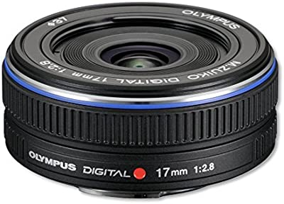 Olympus M. Zuiko Digital 17mm 1: 2.8Pancake Lente (37mm rosca de filtro)