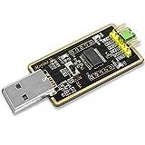 USB zu TTL Konverter, USB zu Seriell Adapter für Entwicklung Projekte–mit echtem FTDI USB UART IC 'FT232RL