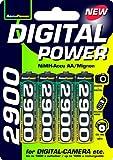 AccuPower AP2900-4 Ni-MH AA/Mignon/LR6 Akku (2900mAh, 4-er Pack)