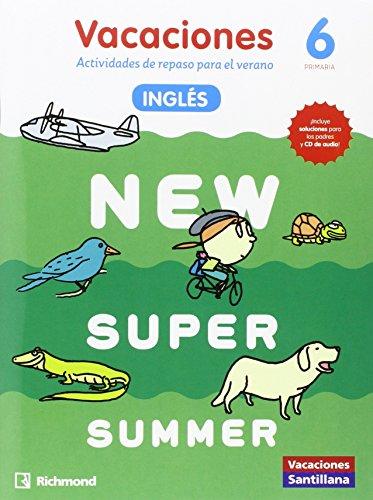 NEW SUPER SUMMER SB 6 + AUDIO 6 - 9788466822978