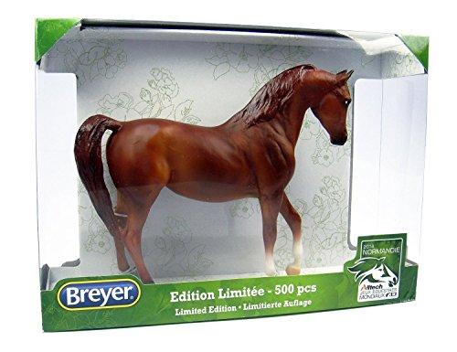 breyer-9159-figurine-animal-jeux-equestres-mondiaux-2014-classics-cheval-alezan-arabe-edition-limite