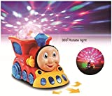 #7: Sshakuntlay Bump and Go Musical Engine Train with 4D Light and Sound for Toy for Kids