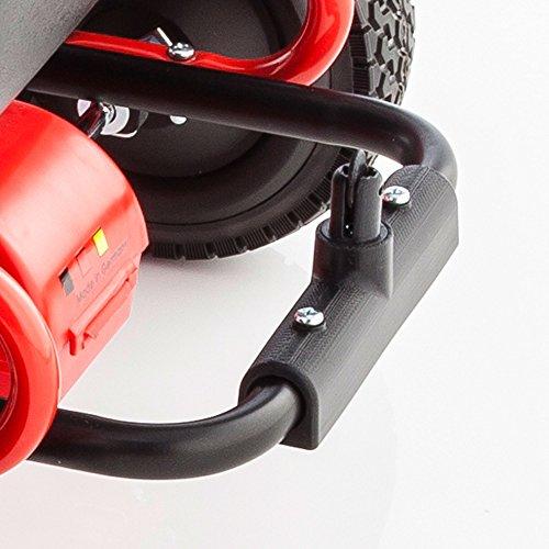 Kettler Kupplung für Kettcar Anhänger - das richtige Zubehör für Tretauto Anhänger - einfach anzubringen - Artikelnummer: 0T10033-0010