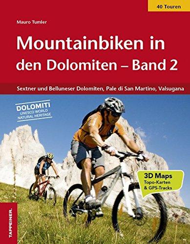 Mountainbiken in den Dolomiten: 2 por Mauro Tumler
