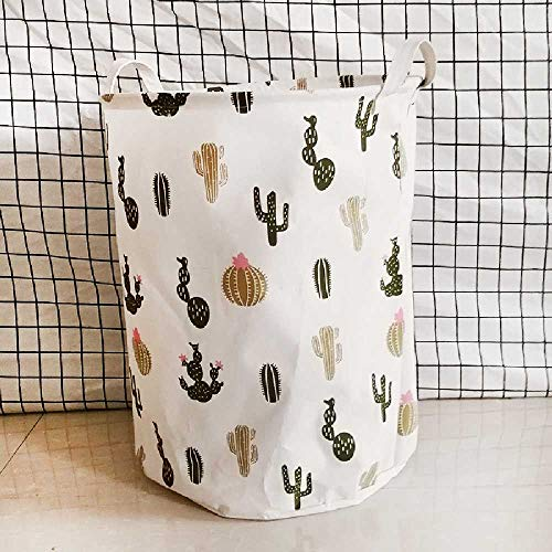 CHEBEND Folding Laundry Basket Haushaltsspielzeug Kleidung Ablagekorb C