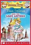 Thea Stilton and the Lost Letters (Thea Stilton #21) (Thea Stilton Graphic Novels)