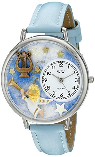 whimsical-watches-unisex-armbanduhr-analog-quarz-leder-u-0710004