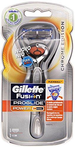 Gillette Fusion ProGlide Power FlexBall Rasoio da Uomo